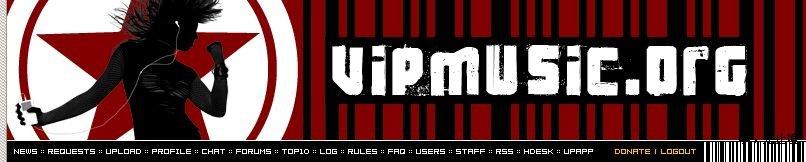 Инвайт на Vipmusic.org